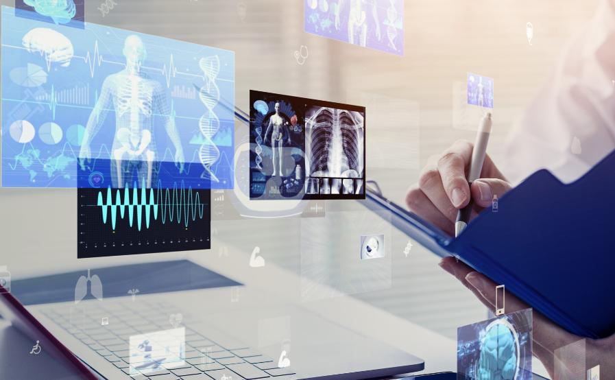 Digitalisierung in der Healthcare Branche