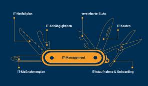 Mit itpilot® den IT-Betrieb für Ihre Kunden strukturiert angehen